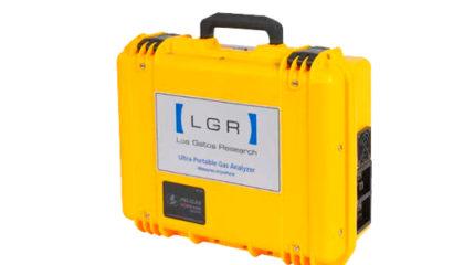 LGR Analizador De Metano/Acetileno (CH<sub>4</sub>, C<sub>2</sub>H<sub>2</sub>)