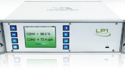 Gasera LP1 Analizador de Gases mediante Laser-PAS