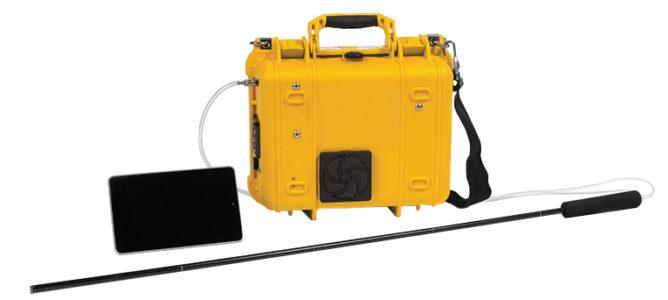 LGR MicroAnalizador de Gases de Efecto Invernadero